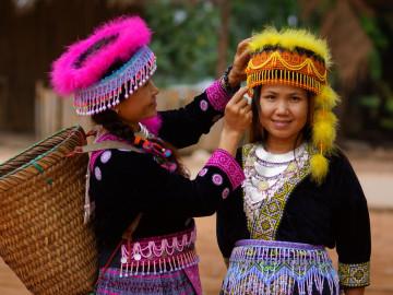 Vietnam Reise: Sapa - Einheimische - H´mong