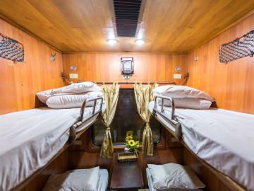 Vietnam Reise: Zug- Schlafwagen