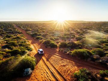 Südaustralien PKW Reise