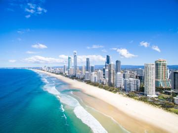 Australien Reisen Küste