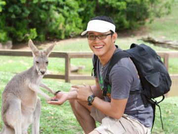 Reise Australien