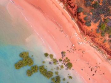 Roebuck Bay Australien Reise