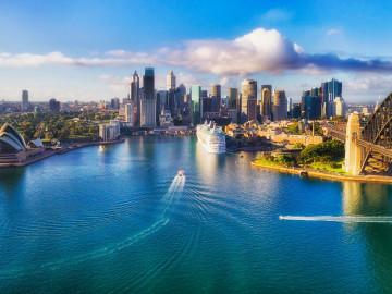 australien reise sydney