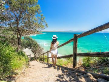 australien reise strand