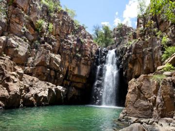 Australien Reise - Katherine Gorge