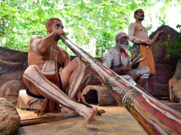 australien reise aborigines
