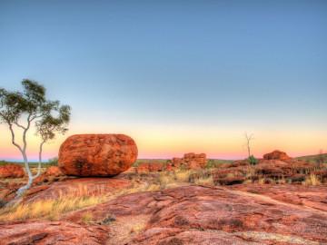 australien rundreise mietwagen rote steine