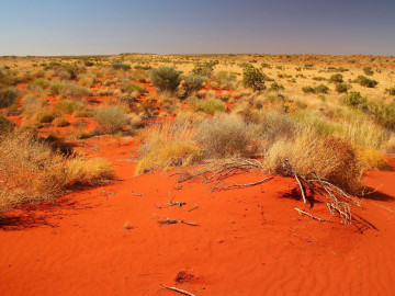 australien outback reise