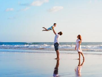 australien reise westküste familie
