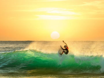 australien reise westküste strand