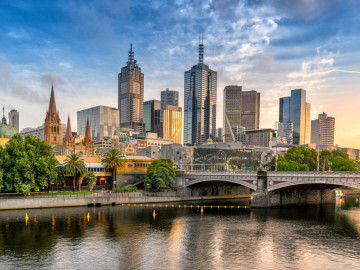Australien Reise Rundreise Melbounrne