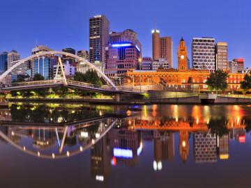 Australien Reise Rundreise Melbourne