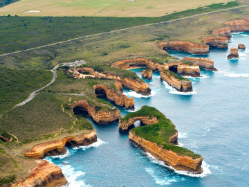 Südaustralien Reise Great Ocean Road
