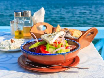 Griechenland Reise - griechisches Essen