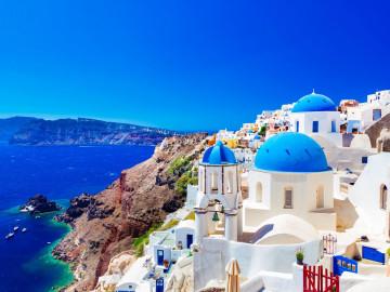 Santorini Griechenland Reise