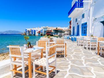 Taverne - Griechenland Urlaub