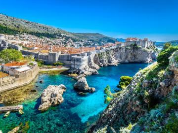 Dubrovnik Segeln Reise Kroatien