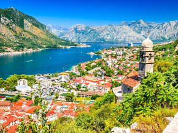 Reise - Segeln in Montenegro