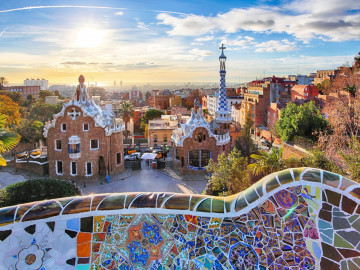 Spanien Reise