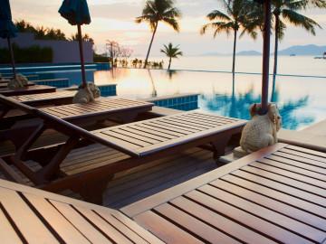 Indonesien Reise: Baden & Entspannen