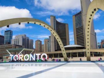 Toronto Kanada Reise