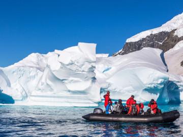 Kanada Arktis: Bootstour