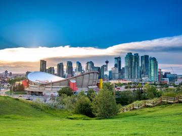 Reise Kanada - Calgary