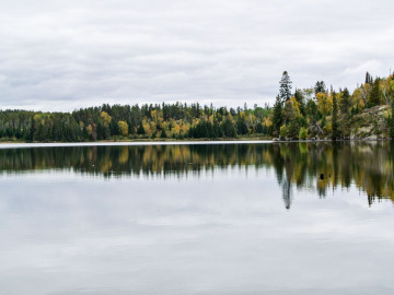 Kanada Reise Falcon Lake
