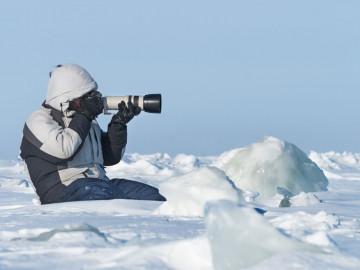 Kanada Reise - Polarexpedition Arktis Fotograf