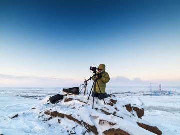 Kanada Arktis: Fotograf