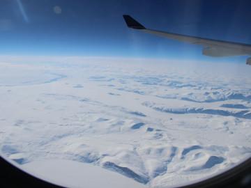 Kanada Expedition: Helikopterflug