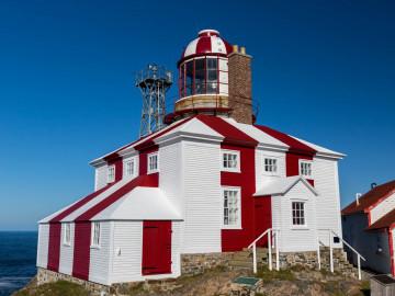 Kanada Reise Cape Bonavista Leuchtturm Neufundland