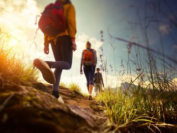 Reise Kanada: Wandern