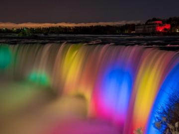 Kanada Reise Niagarafälle