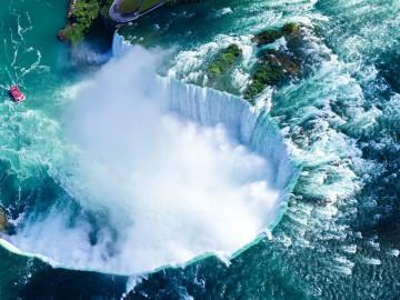 Kanada Reise: Niagarafälle