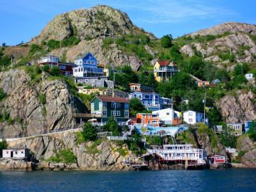 Kanada Reise Neufundland St. Johns