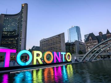 Kanada Rundreise: Toronto