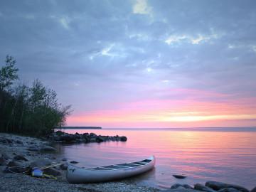 Kanada Reise Hecla Island
