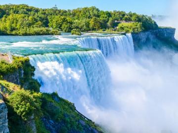 Kanada Rundreise: Niagarafälle