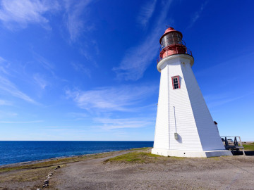 Reise Neufundland - Leuchtturm in Port Au Choix