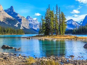 Reise Nordamerika: Jasper Nationalpark
