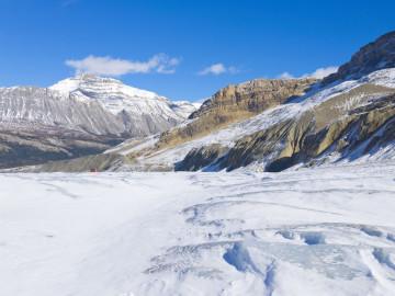 Kanada Reise: Athabasca Gletscher