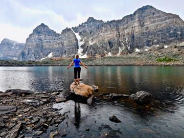 Kanada Reise Canadian Rockies Banff NP