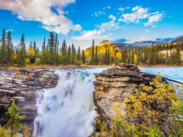 Reise Kanada - Jasper Nationalpark