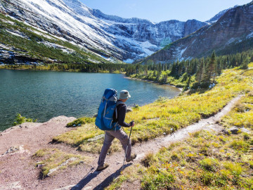 Kanada Reise: Wandern in den Nationalparks