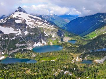 Reise Kanada - Mount Revelstoke Nationalpark