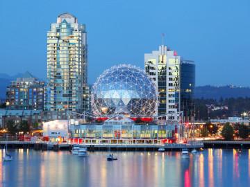 Wohnmobil Reise : Vancouver
