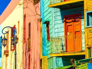 Argentinien Reise Buenos Aires