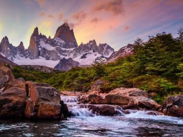 Argentinien Reise fitz roy