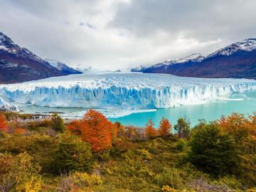 Reise Argentinien Perito Moreno Gletscher